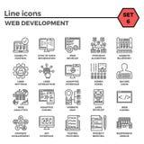 Web Development Royalty Free Stock Photo