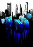 Web di affari Fotografia Stock Libera da Diritti
