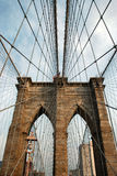 Web di Brooklyn Immagini Stock
