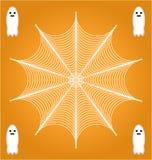 Web do fantasma Fotografia de Stock