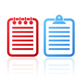 Web document icon Royalty Free Stock Images