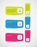 Web-Element. Lizenzfreie Stockbilder
