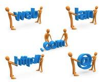 Web elements Stock Photo
