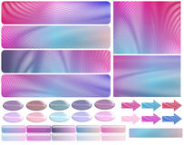 Web Elements Stock Images