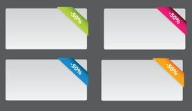 Web elements  illustration. EPS 10. Royalty Free Stock Photo