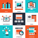 Web-Entwicklung Lizenzfreie Stockfotografie