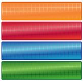 Web-Fahnen Stockbilder