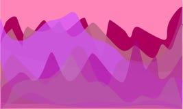 web Futuristico astratto - tecnologia delle molecole con le forme poligonali su fondo scuro Progettazione di vettore dell'illustr illustrazione vettoriale