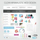 Web graphics Stock Image