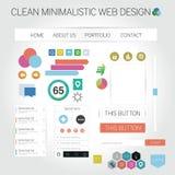 Web graphics Stock Photo