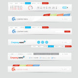 Web graphics Stock Images