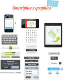 Web graphics Royalty Free Stock Photography