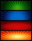 Web header banner vector illustration