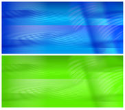 Web-Hintergründe oder Fahnen 1 Lizenzfreie Stockfotos