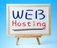 Web-Hosting Stockfotos