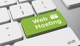 Web hosting Zdjęcie Royalty Free