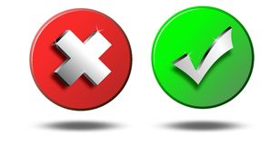 Web icon buttons Royalty Free Stock Photos