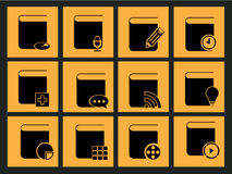 Web icon Stock Image
