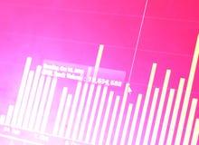Web Icon on LED screen Stock Image