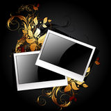 Web icon photo frames Stock Photo