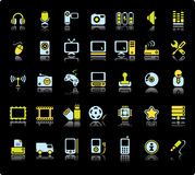 Web Icon Set Royalty Free Stock Images