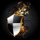 Web icon shield Royalty Free Stock Photos