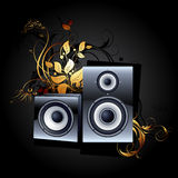 Web icon speakers Royalty Free Stock Images