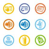 Web icons vector illustration