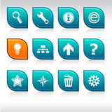 Web icons. Stock Photography