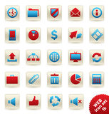 Web_icons_1b Immagine Stock