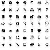 Web Icons Royalty Free Stock Photo