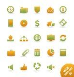 Web_icons_2b Royalty-vrije Stock Foto