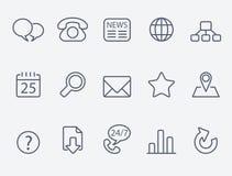 Free Web Icons Stock Image - 34054801