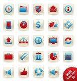Web_icons Stock Image