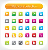 Web icons collection for your business artwork Royalty Free Stock Images