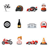 Web Icons - Racing Stock Photos