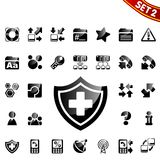 WEB icons. Set 2. Stock Photos