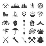 Web icons set flat design Royalty Free Stock Photography