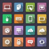 Web icons set. Flaticons series Stock Images