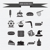 Web icons Set illustration. An images of web icons Set illustration Royalty Free Stock Images
