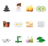 Web Icons - Spa Stock Photos
