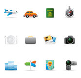 Web Icons - Travel Stock Photos