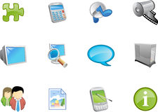 Web Icons - Varico Series #9 Royalty Free Stock Photo