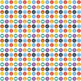 Web icons. Vector illustration Background Stock Photo