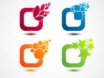 Web-Ikonen Stockfotos