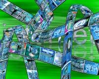 Web information Stock Photos