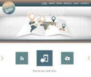 Web interface Stock Photography