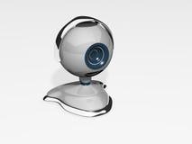 Web-Kamera Lizenzfreies Stockfoto
