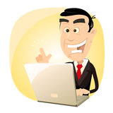 Web Is Magic ! Royalty Free Stock Image