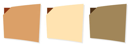 Web-Menüschablonen Lizenzfreie Stockbilder
